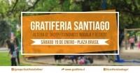 Gratiferia Plaza Brasil - 19 Enero